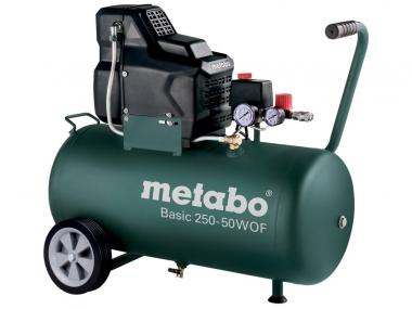 METABO BASIC 250-50 W OF sprężarka bezolejowa 50 L