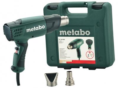 METABO H 16-500 opalarka 1600W/500C walizka