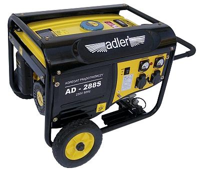 ADLER AD288S agregat prądotwórczy 2,8kW