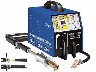 ADLER SPOT 2200 zgrzewarka 400-2200A 4kW