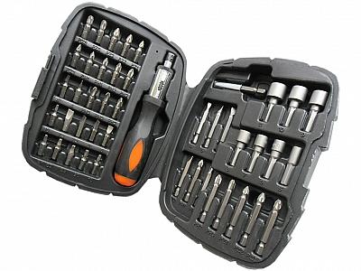 BLACK&DECKER A7039 zestaw wkrętak nasadki bity