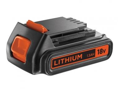 BLACK&DECKER BL1518 akumulator 18V 1,5Ah Li