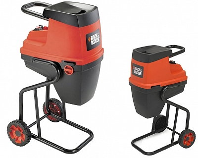 BLACK&DECKER GS2400 rozdrabniacz do gałęzi