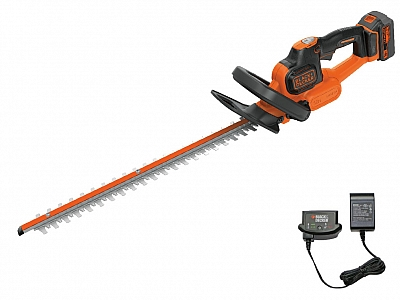 BLACK&DECKER GTC18504PC nożyce do żywopłotu 50cm 18V 4,0Ah