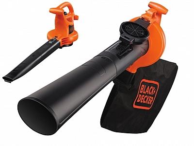BLACK&DECKER GW2500 dmuchawa odkurzacz do liści 2500W