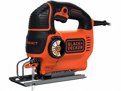 BLACK&DECKER KS801SE wyrzynarka 550W