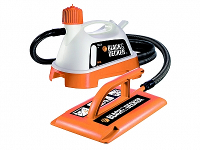 BLACK&DECKER KX3300 zdzieracz parowy do tapet