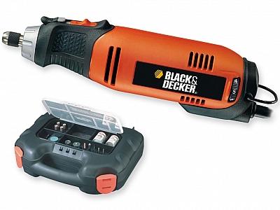 BLACK&DECKER RT650KA piła frezarka szlifierka DIAX