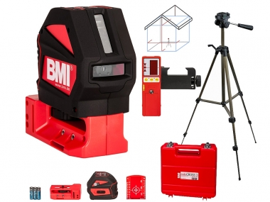 BMI AUTOCROSS 3 laser statyw detektor