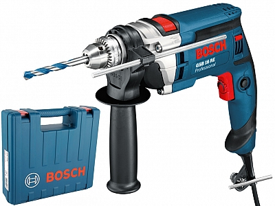 BOSCH GSB16RE K wiertarka udarowa 13mm