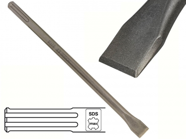BOSCH dłuto SDS-MAX płaskie 25mm / 400mm