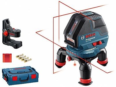 BOSCH GLL 3-50 laser krzyżowy + BM1