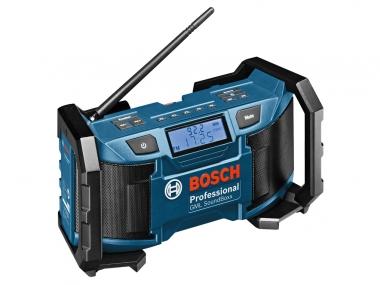 BOSCH GML SOUNDBOXX radio budowlane 14,4V 18V