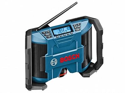 BOSCH GPB 12V-10 radio budowlane AM FM