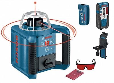 BOSCH GRL 300 HV laser obrotowy LR1 WM4 pilot