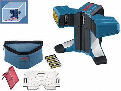 BOSCH GTL 3 laser liniowy do ukł płytek