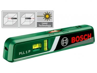 BOSCH PLL 1 P poziomica laserowa laser