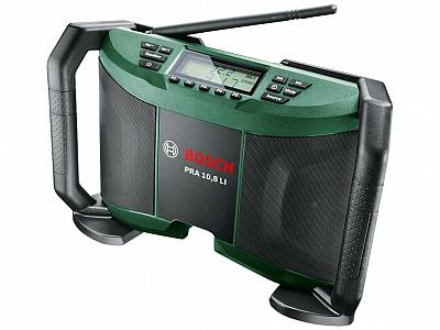 BOSCH PRA 10,8 LI radio budowalne AM FM