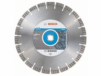 BOSCH tarcza diamentowa 350mm BEST FOR STONE