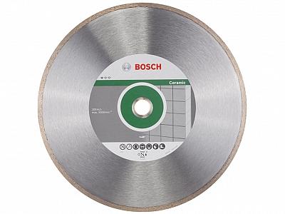 BOSCH tarcza diamentowa do płytek 350mm