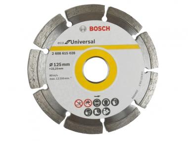BOSCH tarcza diamentowa beton ECO 125mm