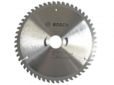 BOSCH piła tarczowa do aluminium 190/54z/30mm