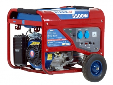DEDRA DEGB6500K agregat prądotwórczy 5,5kW