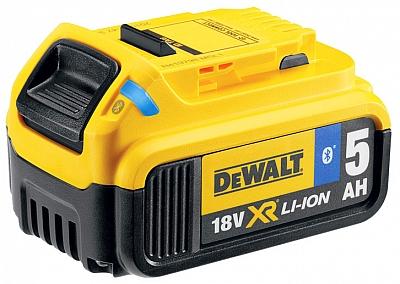 DEWALT DCB184B akumulator 18V Li-Ion 5Ah BLUETOOTH
