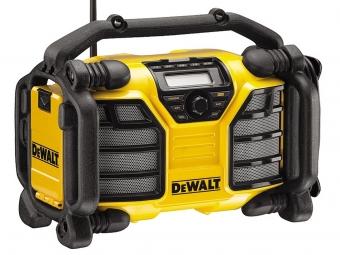 DeWALT DCR017 radio budowlane DAB+
