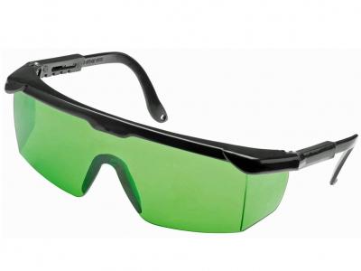 DeWALT DE0714G okulary do lasera ZIELONE