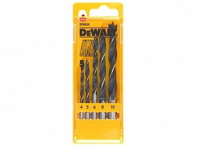 DeWALT DT4535 wiertła do drewna 5szt