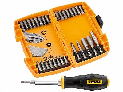 DeWALT DT71506 bity wkrętak zestaw 30szt