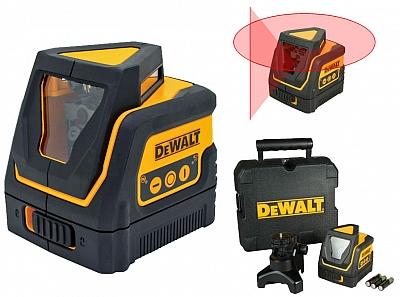 DeWALT DW0811-XJ laser krzyżowy 30m