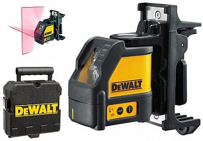 DeWALT DW088K laser krzyżowy 10m walizka