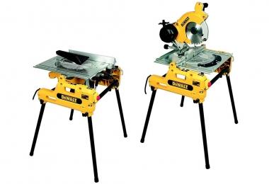 DeWALT DW743N ukośnica piła stołowa 250mm