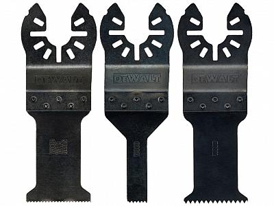 DeWALT multi DCS355 brzeszczot drewna PCV DT20713