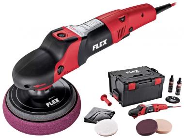 FLEX PE 14-2 SET polerka 1400W 150mm