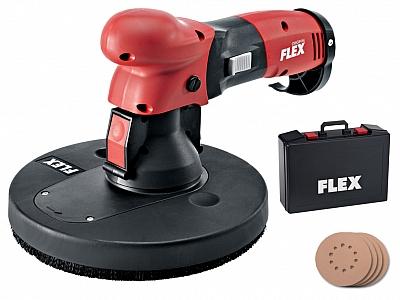 FLEX WSE 7 SET szlifierka do gładzi gipsu