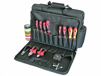 HAUPA torba narzędziowa SUPPLY BASIC 14el