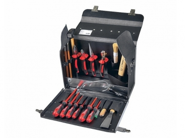 HAUPA walizka z narzędziami VDE 20-el.