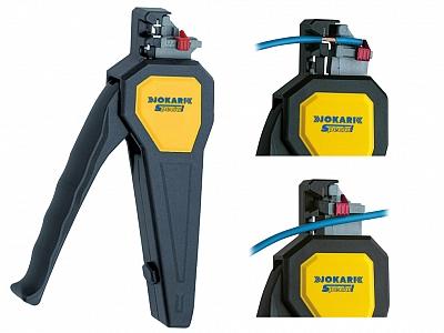 JOKARI Special szczypce ściągacz izolacji 0,5-6mm
