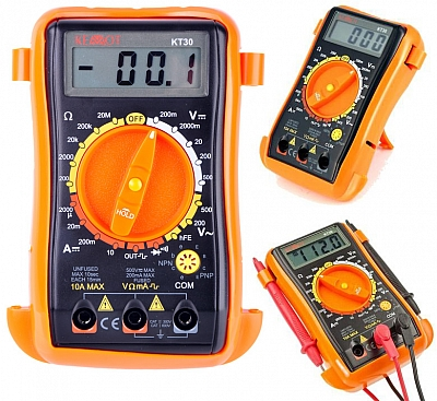 KEMOT KT30 MIE0212 miernik elektryczny