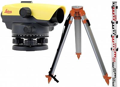 LEICA NA524 SET niwelator optyczny