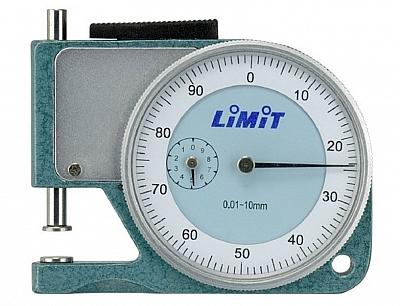 LIMIT 10/12 grubościomierz profi 0-10mm