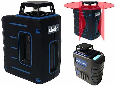 LIMIT 360V2 laser krzyżowy liniowy 360°