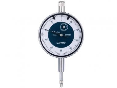 LIMIT czujnik zegarowy 0-10mm 0,01mm 58mm