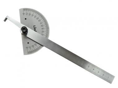 LIMIT kątomierz tarczowy 80x150mm 0-180