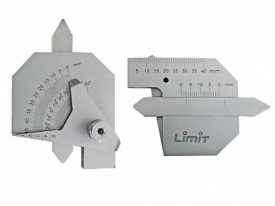 LIMIT przymiar sprawdzian spoin spawalniczy COMBI