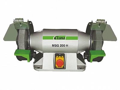 LUNA MSG200H szlifierka stołowa 200mm
