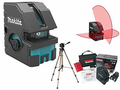 MAKITA SK104Z SET laser krzyżowy liniowy